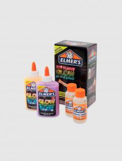 Kit Slime Fluorescente x 4