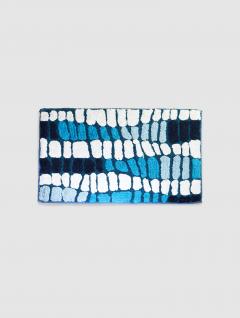 Alfombra Azul Spots