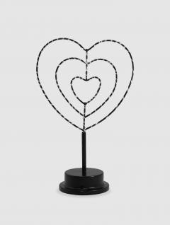 Velador Corazón