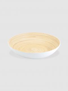 Bowl Blanco Grande Fibra