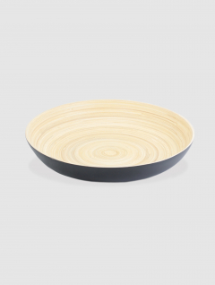 Bowl Negro Grande Fibra
