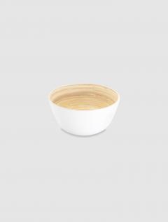 Bowl Blanco Alto Fibra