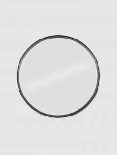 Espejo Round Negro 50 cm