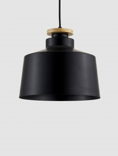 Lámpara Agata Negra