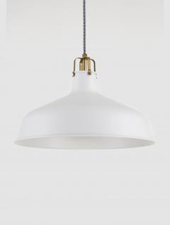 Lámpara Cande Blanca