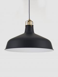 Lámpara Cande Negra