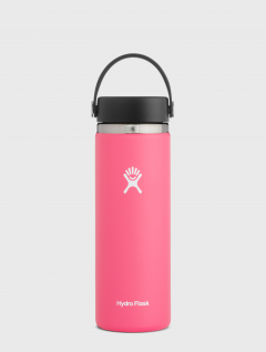 Botella Térmica Magenta Wide marca Hydro Flask 592ml