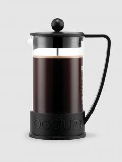 Cafeter Brazil marca Bodum Negra 1000ml