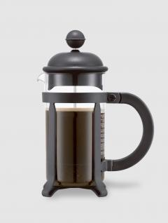 Cafetera Java  marca Bodum Negra 350ml
