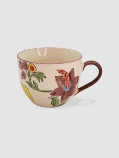 Mug Tropical Porcelana 400ml