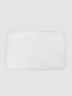 Alf Chenille Blanca Microfibra 40x60cm