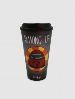 Coffee Cup Among Us