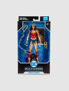 Figura Mujer Maravilla 17cm