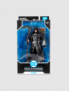 Figura Death Metal Batman 17cm