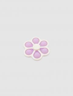Juguete Pop It Spinner X6 Blanco 8cm