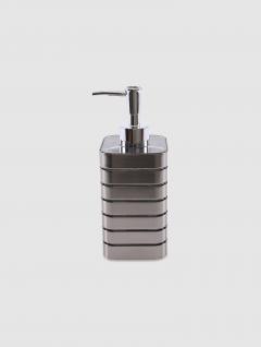 Dispenser Jabón Líquido Alto Silver Laminado