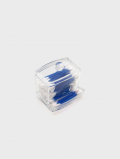 Org Cofre Clear 9x7cm