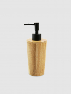 Dispenser Jabón Líquido Cónico Bamboo