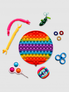 Combo 1 Fidget Toys - Pop It