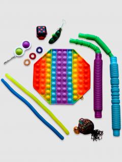 Combo 3 Fidget Toys - Pop It