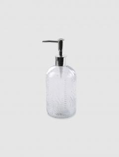 Dispenser Jabón Líquido Vidrio