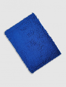 Alfombra Azul Shaggy
