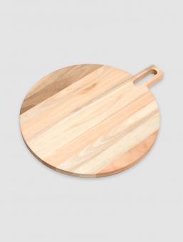 Tabla Pizzera Eucaliptus con Mango
