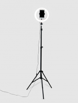 Aro de Luz Led Piso 26cm - 2,1m