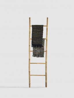 Perchero Escalera Bambú 5 Barras